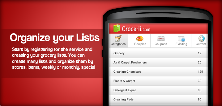 Organize Your Lists